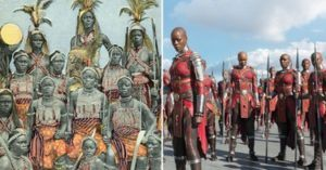 The Warriors of the Kingdom of Dahomey